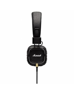 Слушалки Marshall Major II, черни