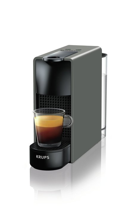 Krups Nespresso Essenza Mini Intens XN110B кафе машина с капсули, еспресо