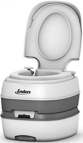 Enders Mobile WC Deluxe 4950 преносима биотоалетна, мобилно WC