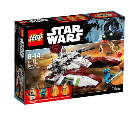 LEGO® Star Wars™ Republic Fighter Tank, 75182, Боен танк на републиката