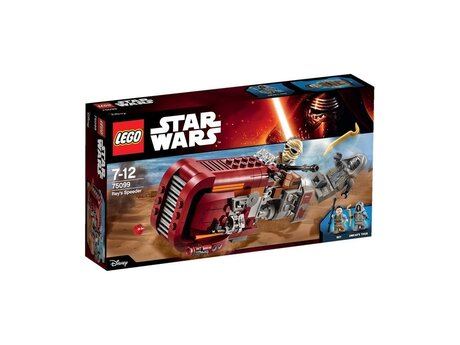 ЛЕГО конструктор 75099, LEGO конструктор, LEGO Star Wars Rey's Speeder, 193 части