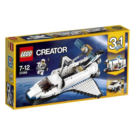 ЛЕГО конструктор 31066, LEGO конструктор, LEGO Creator Spaceshuttle